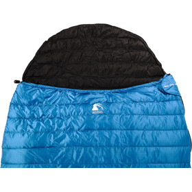Alvivo Ibex Ultra Light Sleeping Bag turquoise/black